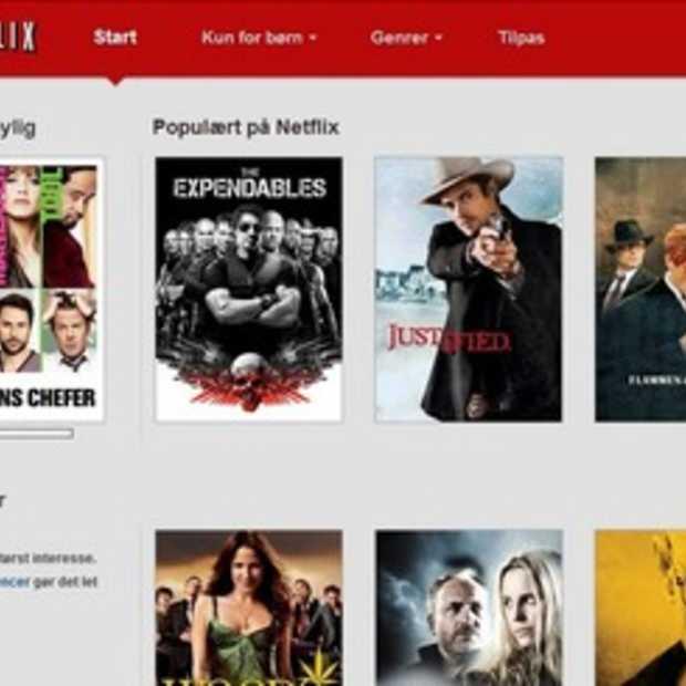 Netflix debuteert in Denemarken tijdens de Scandinavian Launch Tour