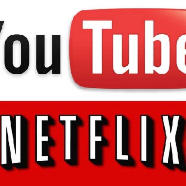 Netflix en YouTube verantwoordelijk voor helft internetverkeer in de VS