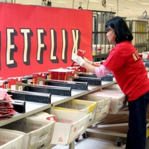 Netflix uitgegroeid tot grootste televisienetwerk