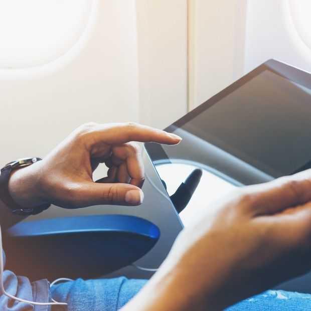 Gratis Netflix kijken in het vliegtuig komt er aan (zegt Netflix)