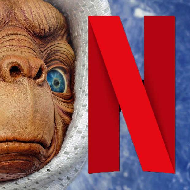 Steven Spielberg sluit deal met Netflix