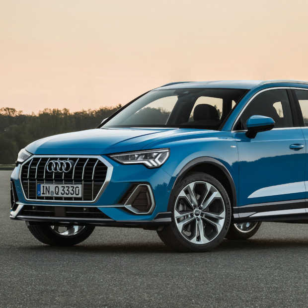 Dit is de nieuwe generatie Audi Q3
