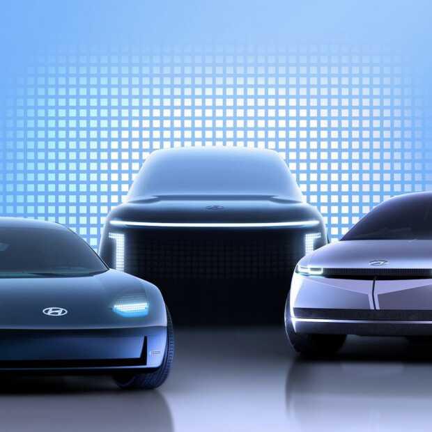 Hyundai ontwikkelt nieuw platform voor volgende generatie van elektrische auto's