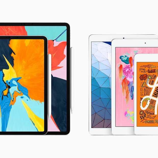 Apple's nieuwe iPad Air en iPad mini zijn echte alleskunners