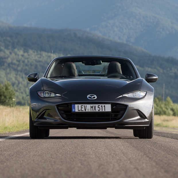 De nieuwe Mazda MX-5 is iconisch, sneller en nog leuker