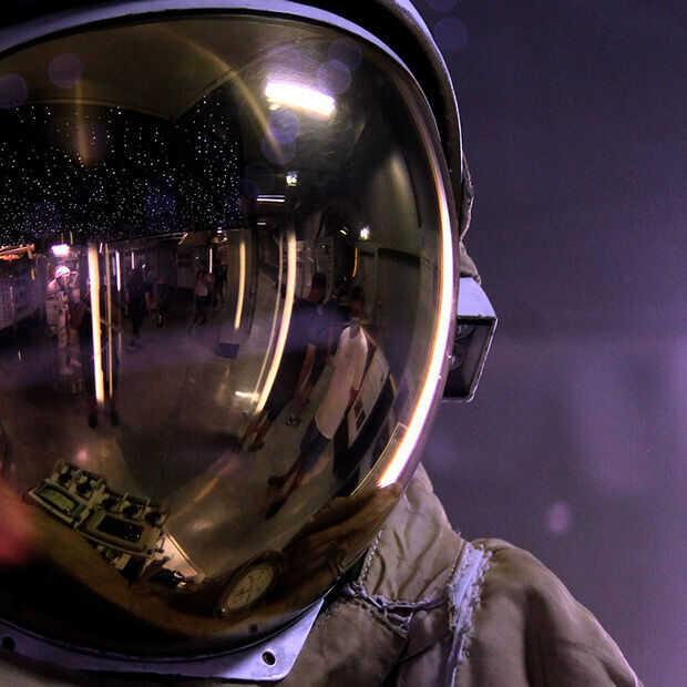 Kijk vandaag de livestream met de ruimtereis van Jeff Bezos