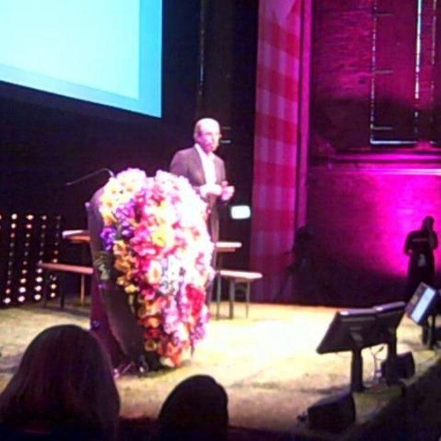 Negroponte @ PICNIC09