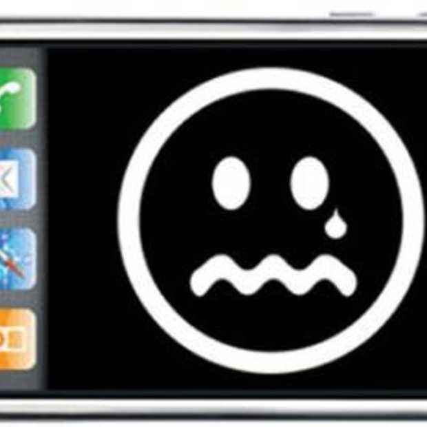 Niet bankieren met gekraakte iPhone