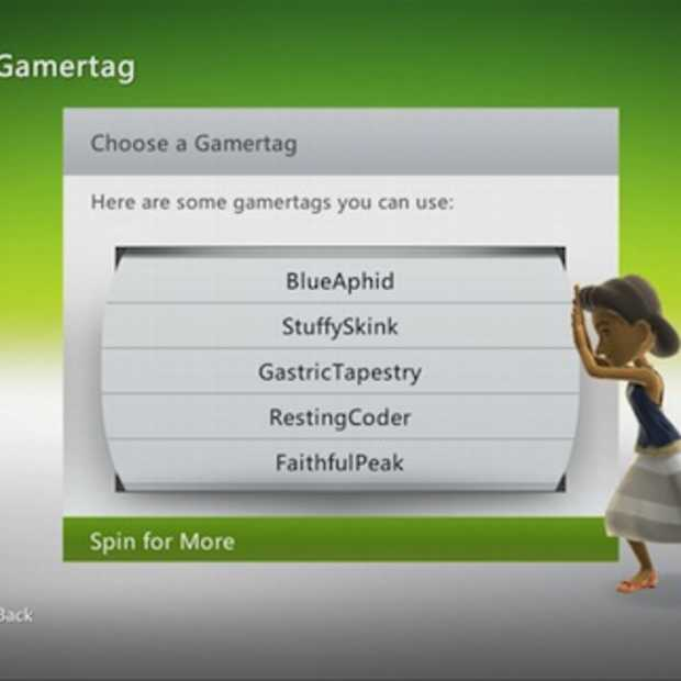 Niet gebruikte maar wel geclaimde Xbox Live gamertags weer beschikbaar