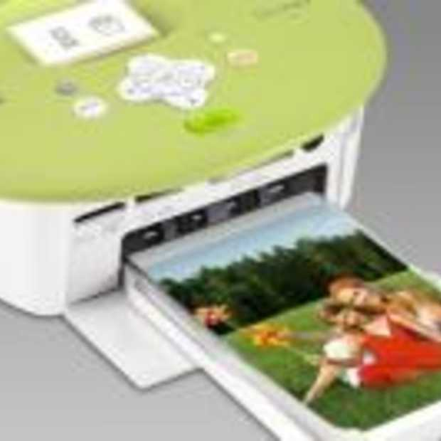Nieuwe Canon Selphy fotoprinters
