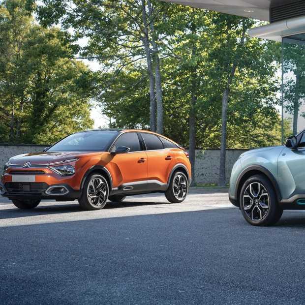 Citroën komt met volledig nieuwe C4 en een ë-C4 met stekker