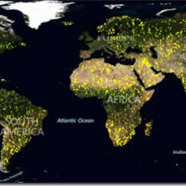 Nieuwe foto's toegevoegd aan Windows 8 Maps app en Bing Maps