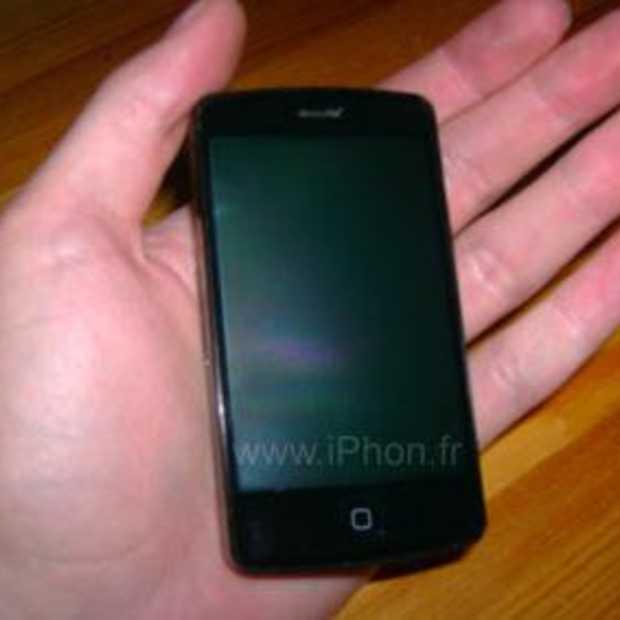Nieuwe iPhone gespot?