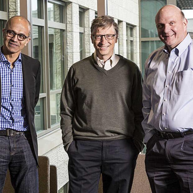 Nieuwe rol voor Bill Gates