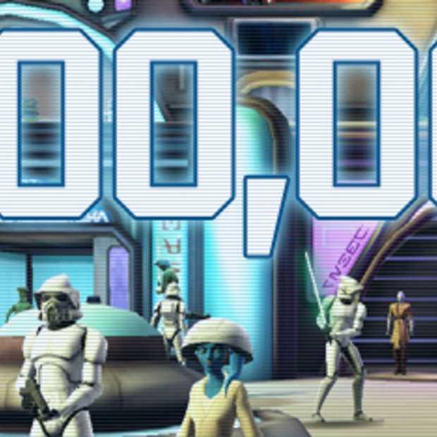 Nieuwe Star Wars Free-to-play trekt 1 miljoen gebruikers in een week