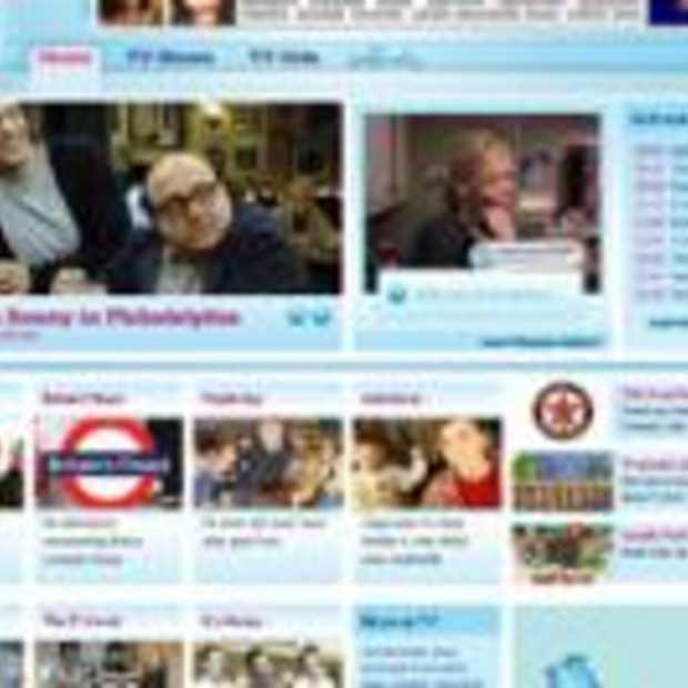 Nieuwe website Comedy Central gelanceerd