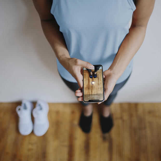 De perfecte Nike schoen vinden met een App