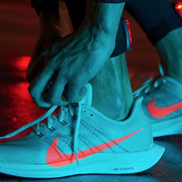 Nike brengt een turbo-hardloopschoen uit