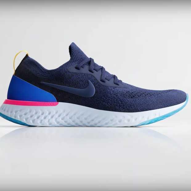 Nike lanceert morgen de React: wordt dit de game-changer?