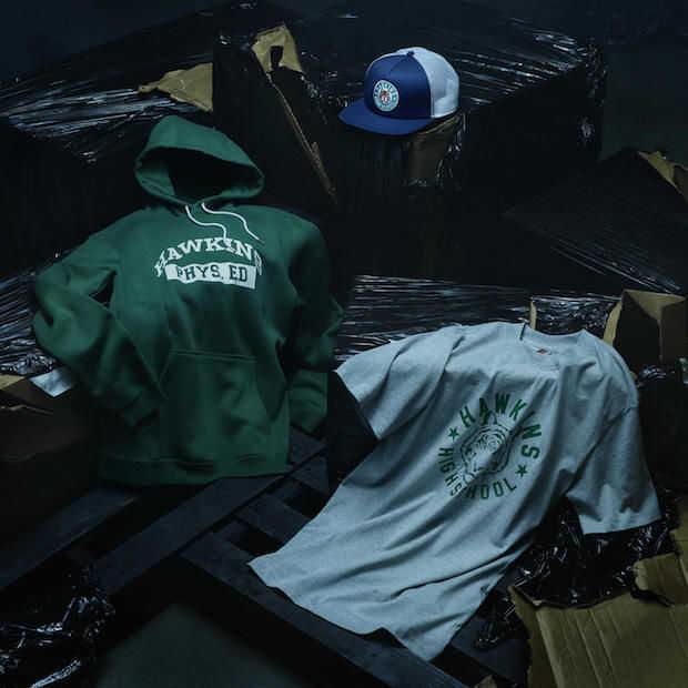 Nike dropt retro Stranger Things collectie