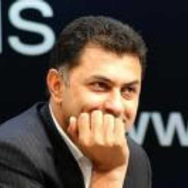 Nikesh Arora: 'wacht niet op Google'
