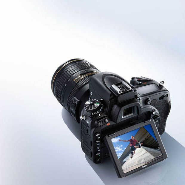 De Nikon D750 is hot!