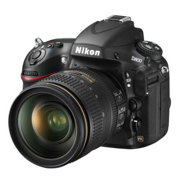Nikon D4 en D800 beste camera's van het jaar