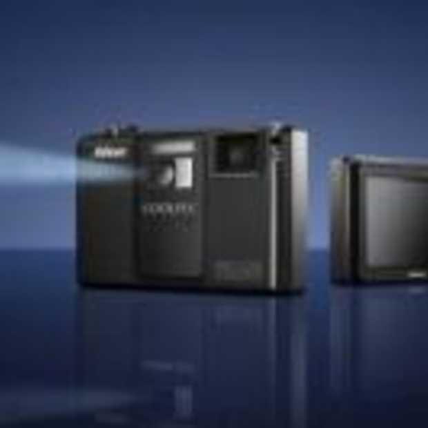 Nikon introduceert 's werelds eerste projectorcamera.