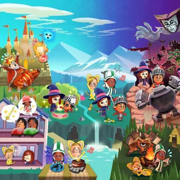 Dit zijn de nieuwe games om Nintendo's 2DS XL te vieren