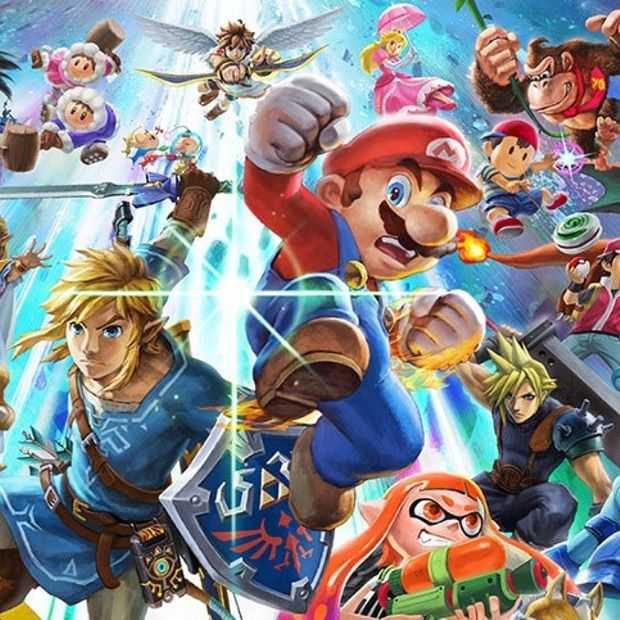E3 2018: Nintendo Smasht er op los