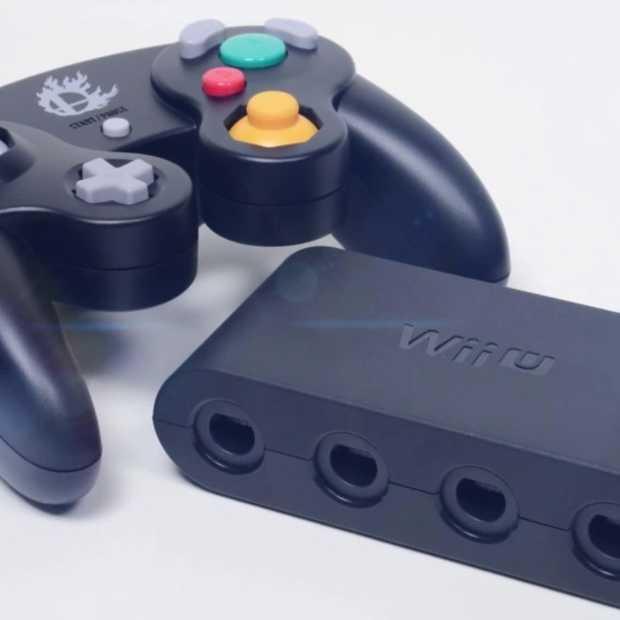 Nintendo houdt niet van recycling: oude Gamecube-controllers met adapter geschikt voor Wii U Super Smash Bros.