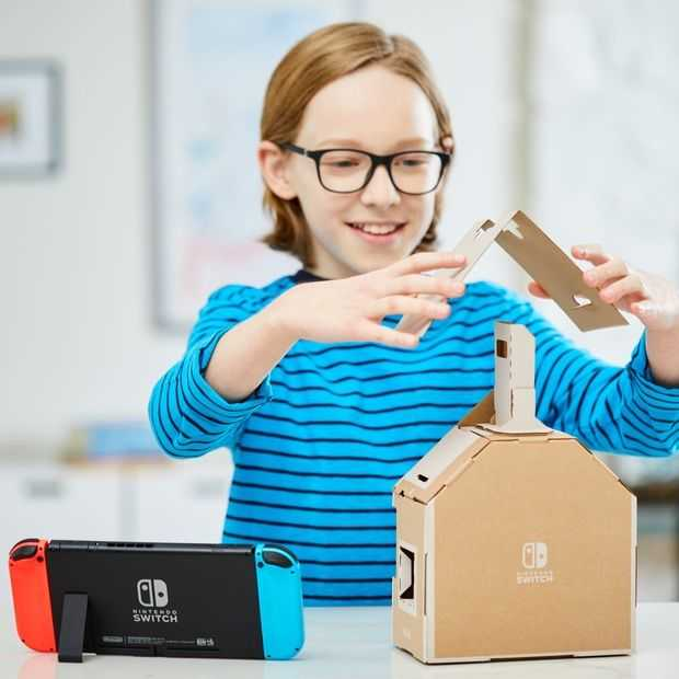 Nintendo Labo: Zen and the art of cardboard folding