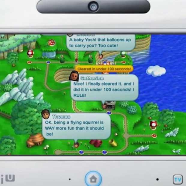 Nintendo lijkt focus gevonden te hebben voor Wii U
