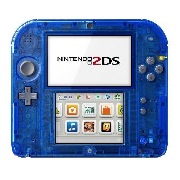 Nintendo komt met op Pokémon geïnspireerde 2DS