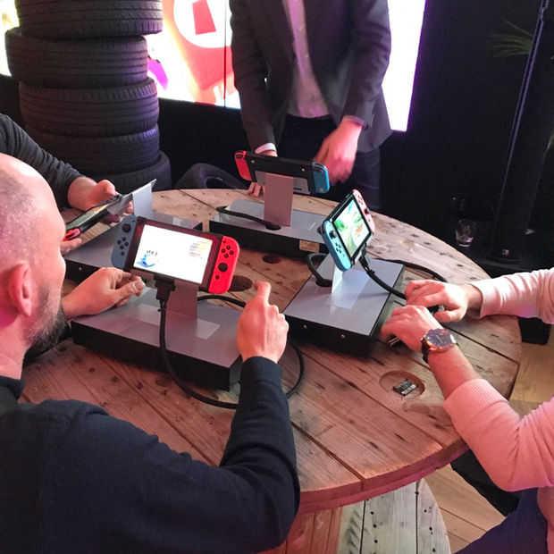 Spelen met de Nintendo Switch: goed apparaat, nu nog software