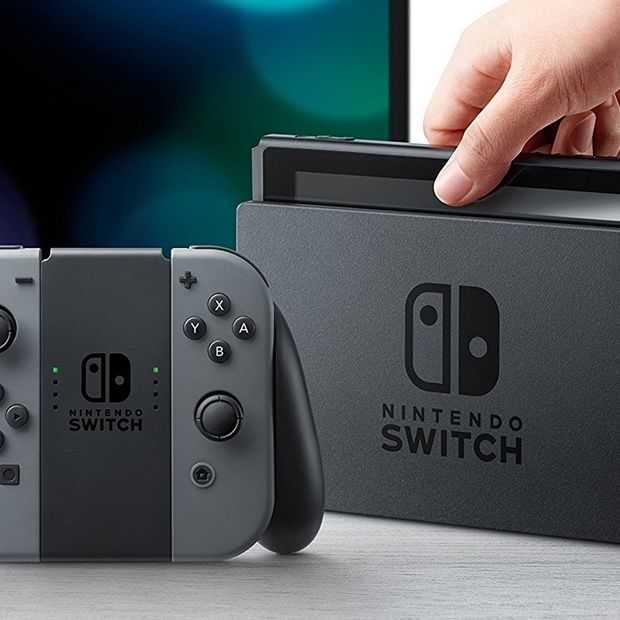Gerucht: Nintendo komt in 2019 met nieuwe versie Switch