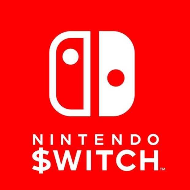 De Nintendo Switch vliegt over de toonbank