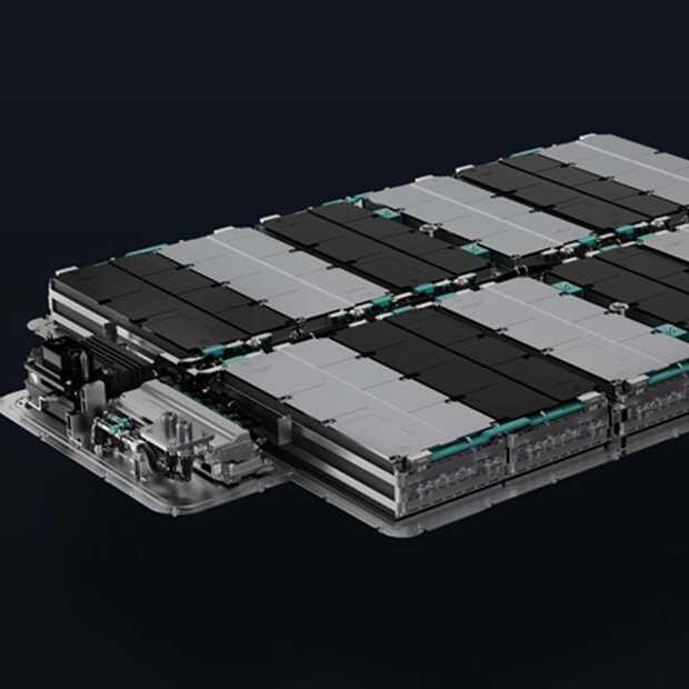 Chinese EV-maker NIO kondigt 150 kWh solid-state batterijen aan voor 2022