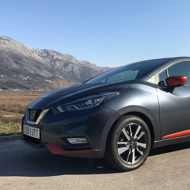 Nissan komt met een nieuwe en veel sportievere Micra