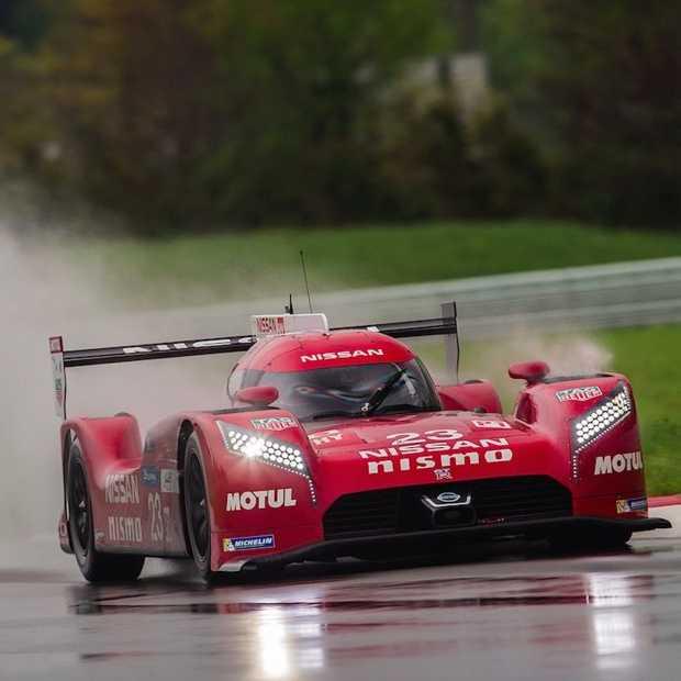 Binnenkijken bij het Nissan NISMO-team tijdens de 24 uur van Le Mans