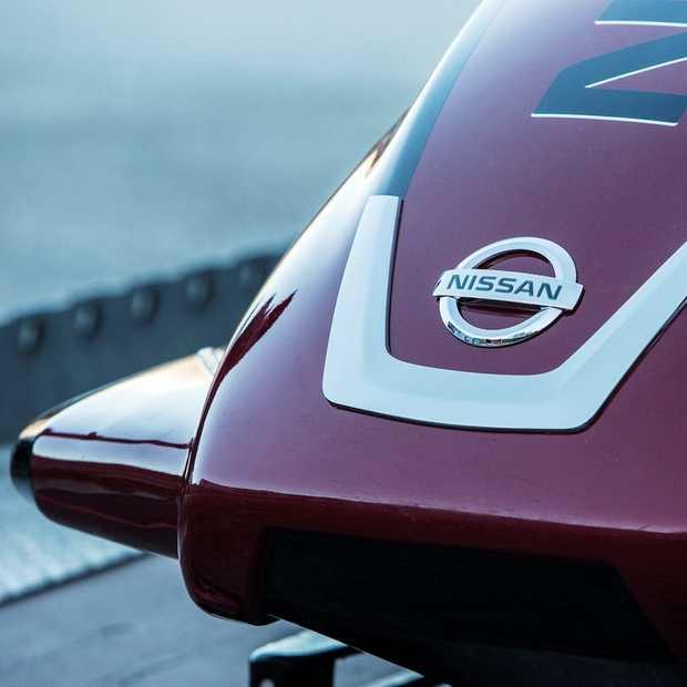 Nissan X-Trail komt met 's werelds eerste 7-mans bobslee