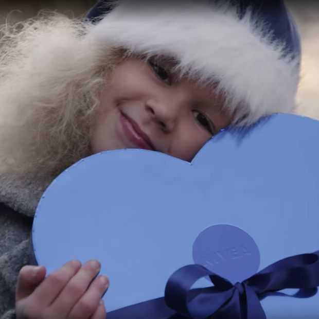 De 'nietsvermoedende 'kerstboodschap' van Nivea