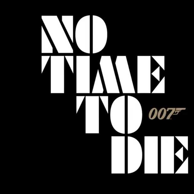 Nieuwste James Bond-film heet 'No Time To Die'