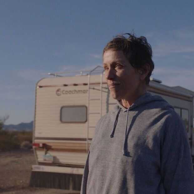 Oscarwinnaar Nomadland wordt massaal illegaal gedownload