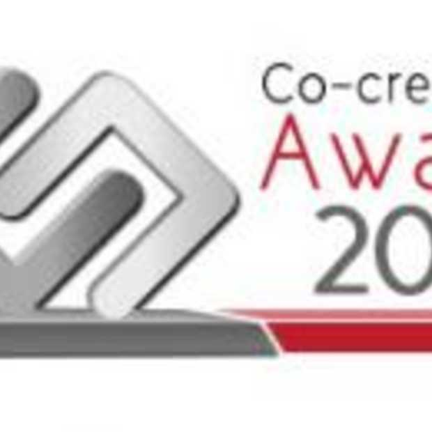 Nominaties Co-creation Award 2010 bekend
