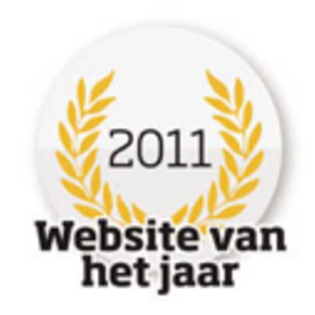 Nominaties Website van het Jaar zijn bekend