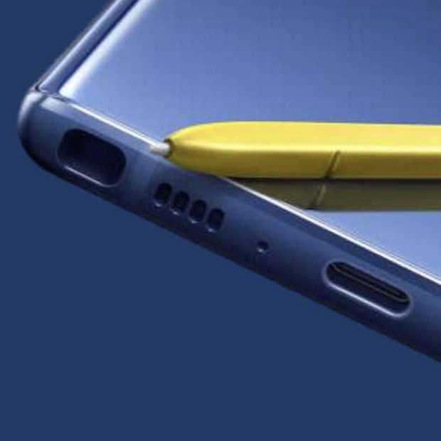 Wat we tot nu toe weten van de Samsung Note 10