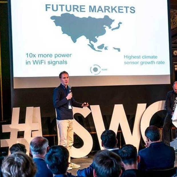 University Start-up World Cup gewonnen door Nowi