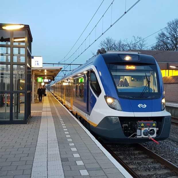 NS gaat zelfrijdende trein testen