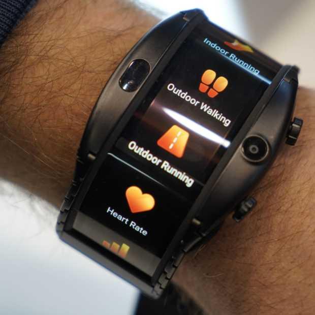 Nubia Alpha de eerste wearable phone met een flexibele display